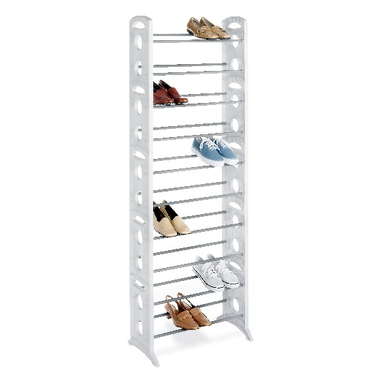 30-PR Floor Shoe Stand by Whitmor
