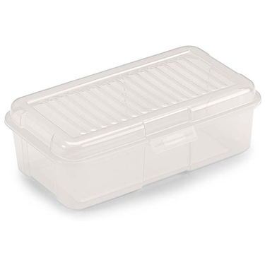 Rubbermaid Stackable 6 quart Snap Case