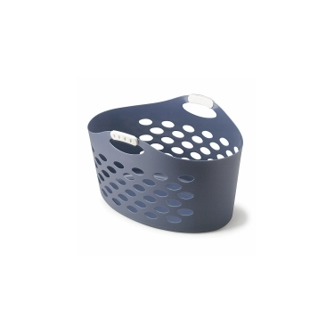 Rubbermaid Flex n Carry Basket - Royal Blue