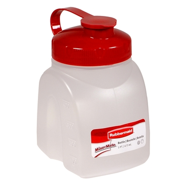 Rubbermaid 1-Pint MixerMate Bottle