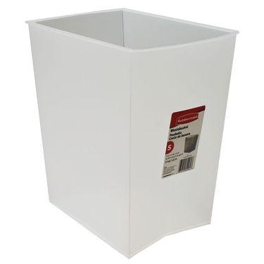 Rubbermaid 13-Quart Paper Bag Waste Can