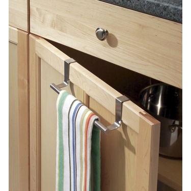 Forma Over Cabinet Single Towel Rack by InterDesign