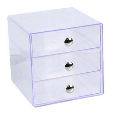 Three Drawer Mini Chest by InterDesign
