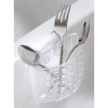 Suction Flatware Organizer by InterDesign