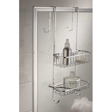Over The Door Shower Caddy by InterDesign