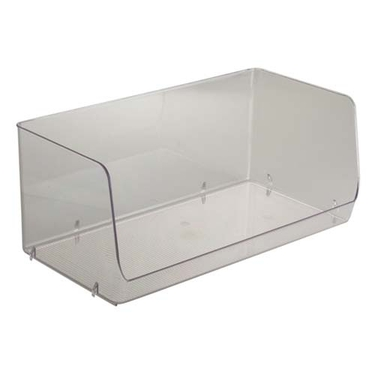 Large Stacking Organizer Bin by InterDesign