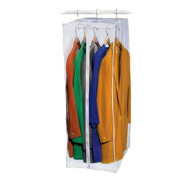 Clear Multi Suit Storage by Richards