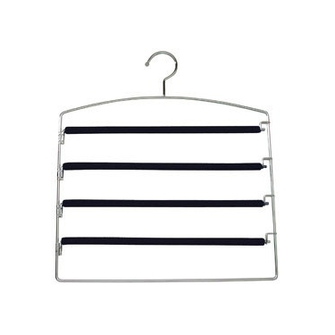 Friction Four Tier Pants Hanger by Richards