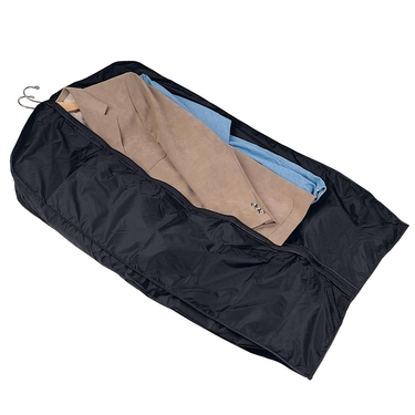 Nylon Travel Garment Bag by Household Essentials