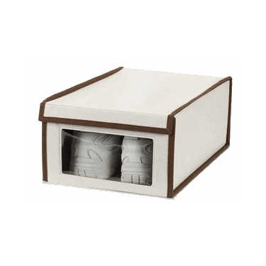 Vision Collection Shoe Boxes by Household Essentials