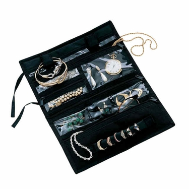 Jewelry Roll Organizer by Household Essentials