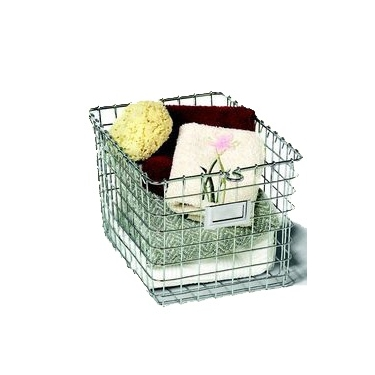 Small Wire Locker Basket