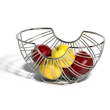Ellipse Fruit Bowl by Spectrum