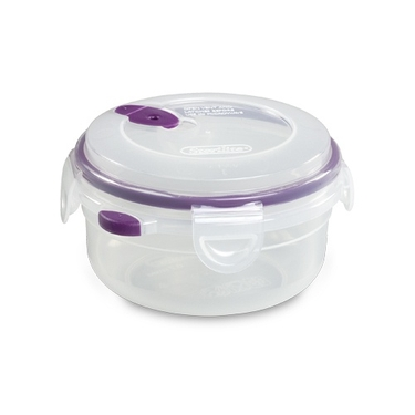 Sterilite Ultra Seal Food Storage - 3.0 Cup Round
