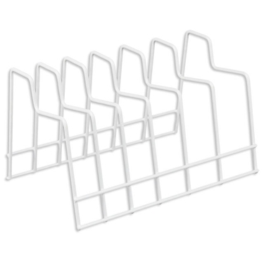 Bakeware Lid and Tray Rack