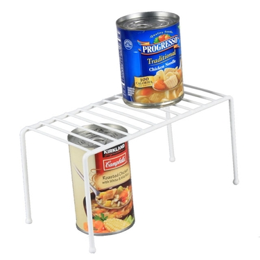 Small Storage Shelf for Cabinet & Pantry