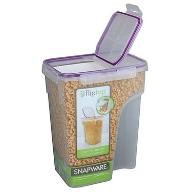 Wide Airtight Jumbo Cereal Keeper by Snapware