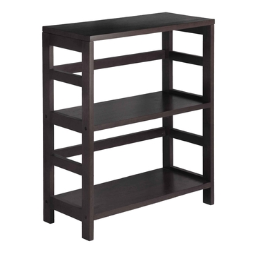 Leo Medium Shelf Unit by Winsome Wood