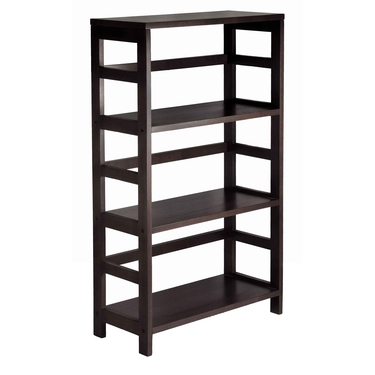 Leo Large Shelf Unit by Winsome Wood