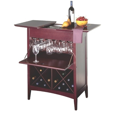 Wine Butler by Winsome Wood