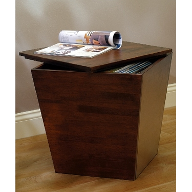 Mesa Storage Cube - End Table by Winsome Wood