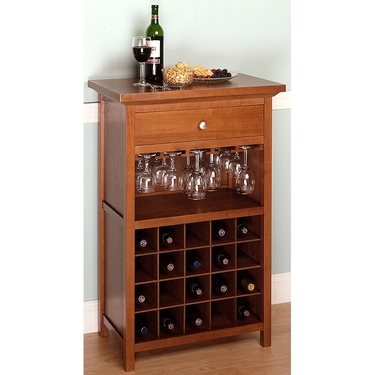 Wine Cabinet by Winsome Wood
