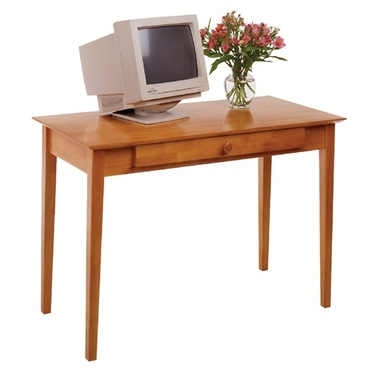 Studio Computer Desk by Winsome Wood
