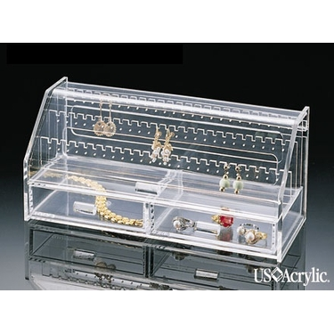 37 Pair Earring Organizer by US Acrylic