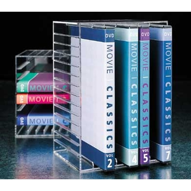 Acrylic DVD/CD Holder