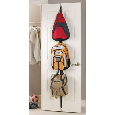Row House Refuge 1 Happy Home Backpack Storage