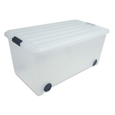 Buckle Down Box with Wheels