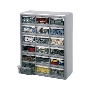 18 Drawer Storage Cabinet
