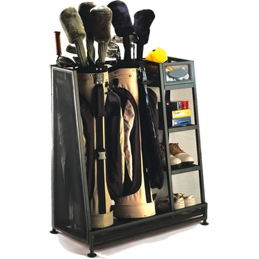 Suncast Golf Organizer Rack, GO3216
