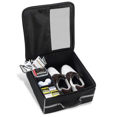 Picnic At Ascot Golf Trunk Organizer : Black