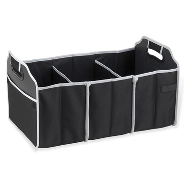 Collapsible Trunk Organizer (3 Section) - Picnic At Ascot