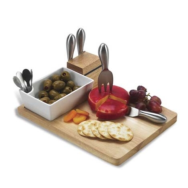 Buxton Cheese Board Set by Picnic at Ascot