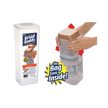 Bread Buddy - Bread Keeper Storage Container