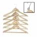 Cascading hangers