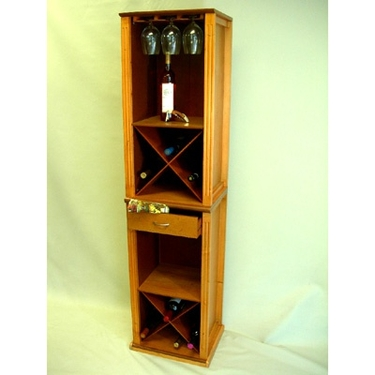 Alpine Modular Wine Racks by Proman