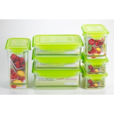 Kinetic Go Green Premium 7 Piece Set