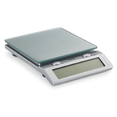 Digital Glass Top Scale by Polder