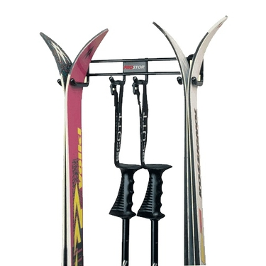 Double Ski Storage Rack by Racor (PS-2R)