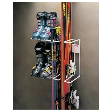 Ski Storage Rack-by Racor (SR-2R)