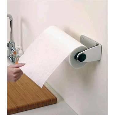 Wall Mount Paper Towel Holder by simplehuman