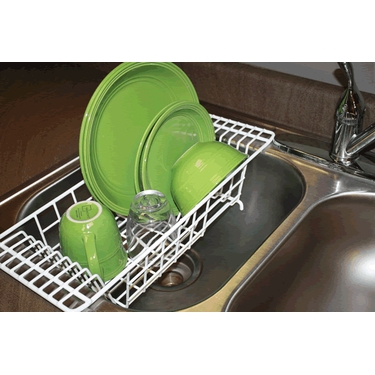 ClosetMaid Compact Over the Sink Dish Drainer