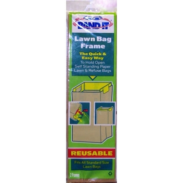 Band-It ® Lawn Bag Frame