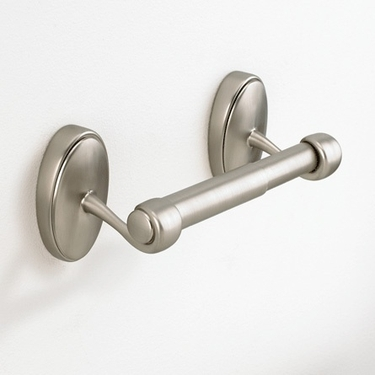 Isla Nickel Toilet Paper Holder by Umbra