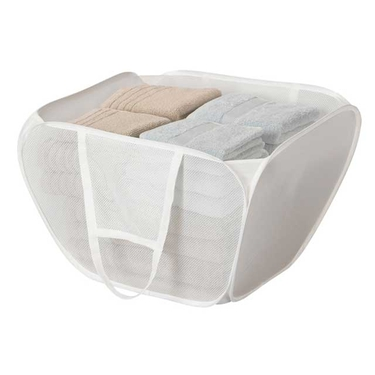 EZ Folder Collapsible Laundry Basket by Bajer
