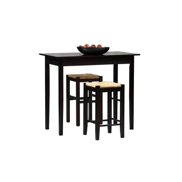 Linon Tavern 3-Piece Counter Set