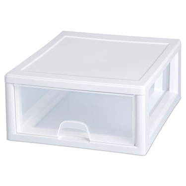 16 Qt Stacking Drawer by Sterilite